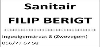 Sanitair Berigt Filip